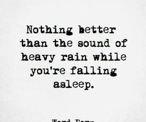 rain, nature, and quotes image