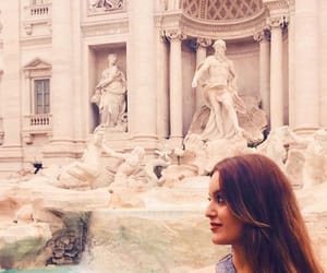 bronze, brunette, and italy image