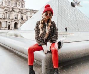 edgy, fashion, and pants image