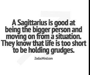 Sagittarius, zodiac, and love image