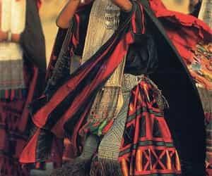 africa, African, and hijâbi image