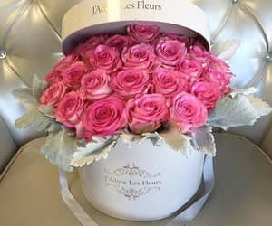 roses, flowers, and bouquet image
