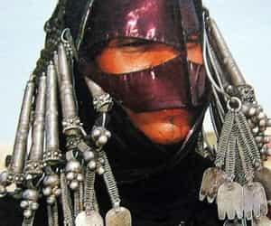 costume, headdress, and oman image