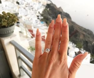 adorable, engagement, and girl image