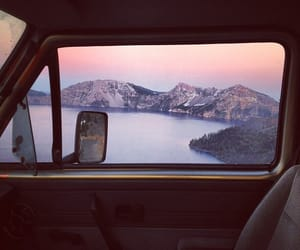 car, mountains, and travel image