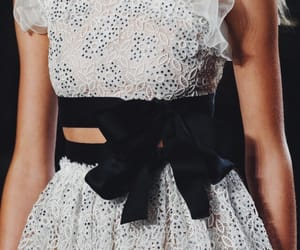 fashion, details, and dress image