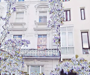 apartment, purple, and enchanted image