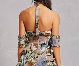 dyi and floral dress image