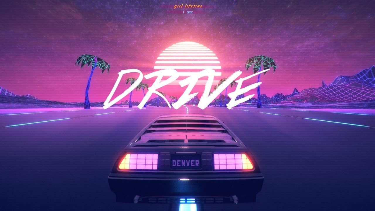 80s, pink, and aesthetic image
