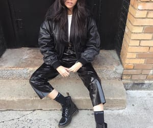 madison beer, black, and madison image