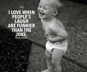 joke, love, and laugh image