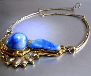 artisan, blue, and modernist image