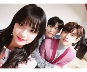 kpop, blackpink, and jinyoung image