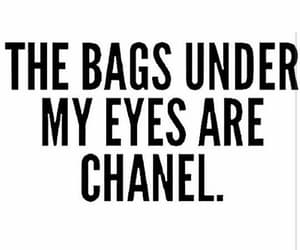 chanel, bag, and quotes image