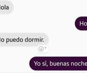 chat, frases, and Noche image