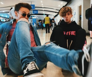 why dont we, jack avery, and jonah marias image
