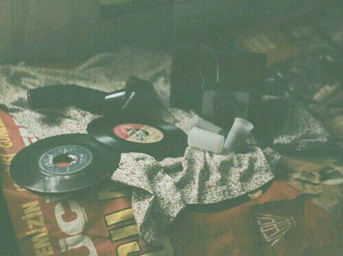 music, vintage, and grunge image