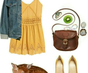 bambi, jean, and Polyvore image