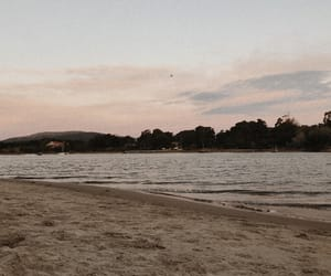 feed, lake, and photograph image