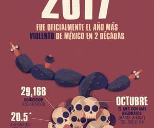 mexico, violencia, and pictoline image
