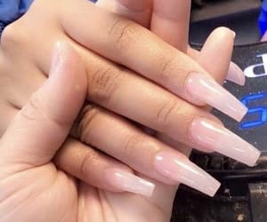 ghetto, light, and nails image