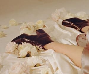 boots, editorial, and fashion image