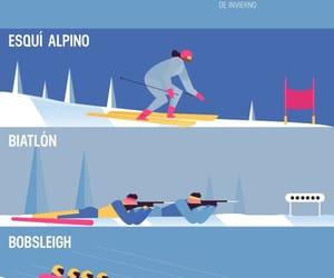 olympics, south korea, and Winter Olympics image