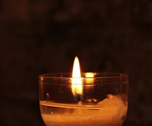 black, bougie, and candle image
