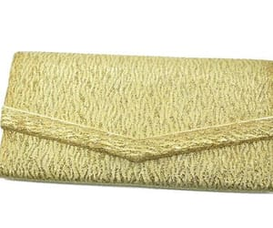 1960s, evening bag, and gold image
