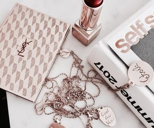luxury, lipstick, and makeup image