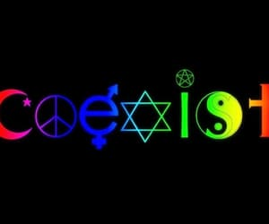 colorful, crosses, and equality image