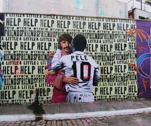 art, streetart, and trip image