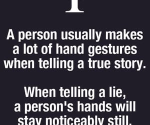 lies, psychology, and quotes image