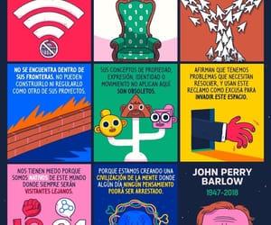 internet, pictoline, and ciberespacio image