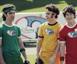 nick jonas, Joe Jonas, and jonas brothers image