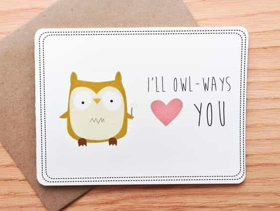 card, couple, and diy image