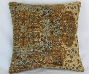 etsy, moroccan pillows, and medallion pillows image