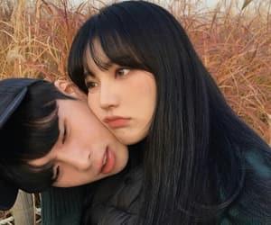 boy, korean, and couple image