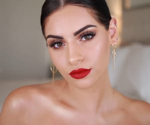 classy, makeup, and girls image