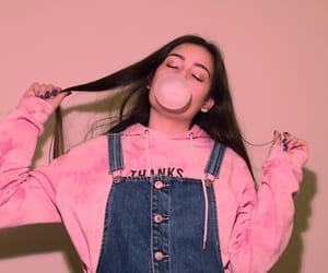 bubble, bubblegum, and gum image