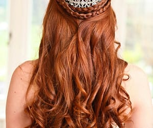 beautiful, long hair, and hair image
