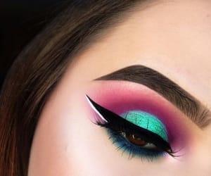 makeup, tumblr, and eyebrows image