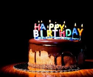 cake, birthday, and happy birthday image