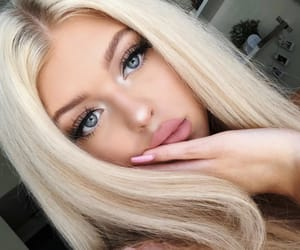 beautiful, blonde, and musically image