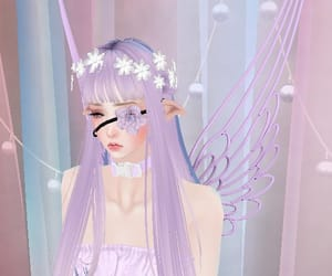 angle, imvu, and beautiful image