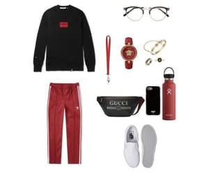 adidas, cartier, and flask image