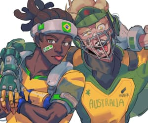 boombox, summer, and lucio image