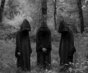 goth, witch, and nugoth image