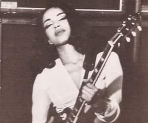 sadé, guitar, and music image
