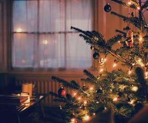 christmas, tree, and photography image